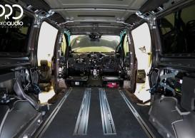 Wygłuszenie Mercedes V -0199